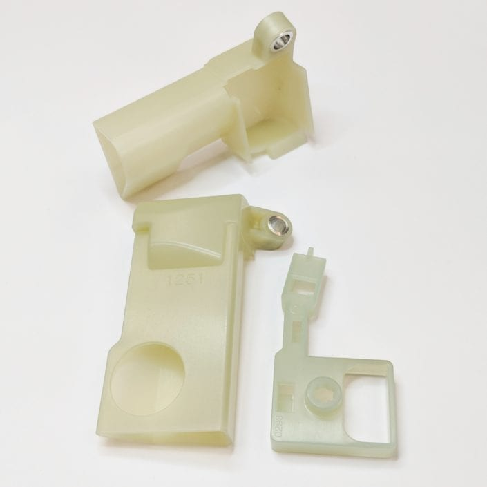 Thermoplastic precision Nylon Parts