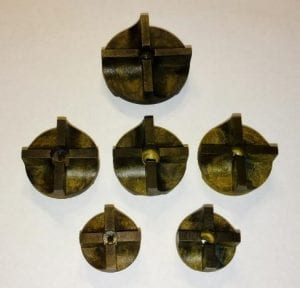 EnduroSharp Torlon Adhesive Cutter (TAC)